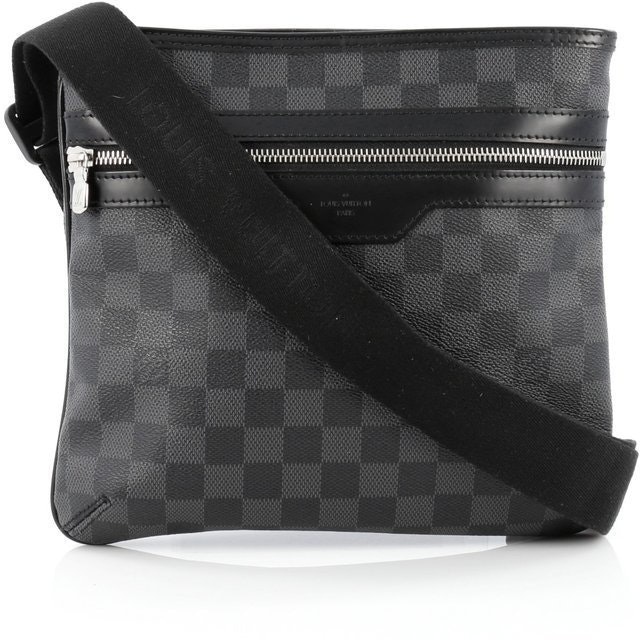Louis Vuitton Thomas Damier Graphite Black/Gray