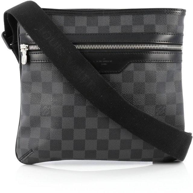 Louis Vuitton Thomas Damier Graphite Black/Gray