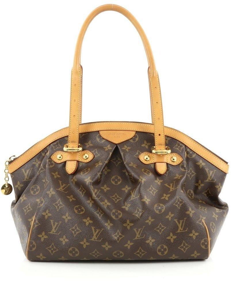 Louis Vuitton Tivoli Monogram GM Brown
