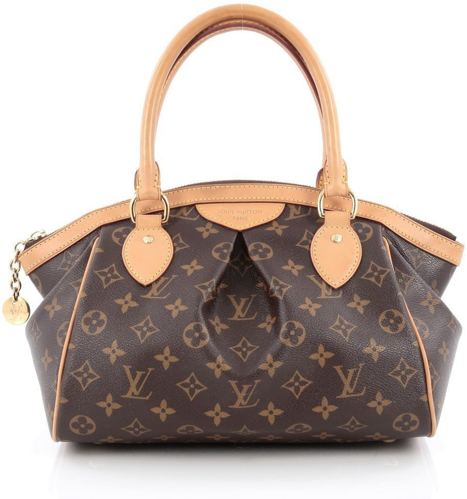 Louis Vuitton Tivoli Monogram PM Brown