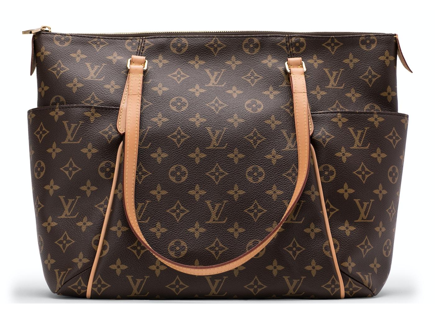 23faef1cdcef Louis Vuitton Totally Monogram MM Brown. Monogram MM Brown