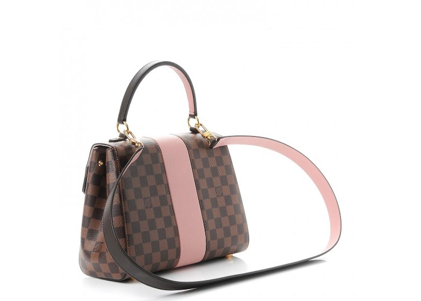 cf6de964995 Louis Vuitton Tote Bond Street Damier Ebene Magnolia