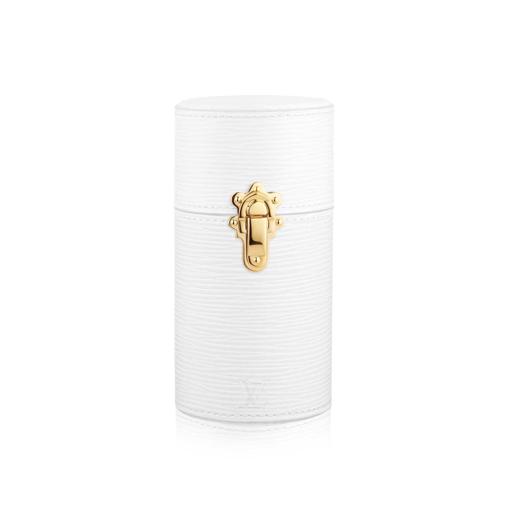 Louis Vuitton Travel Case Epi 100ML White