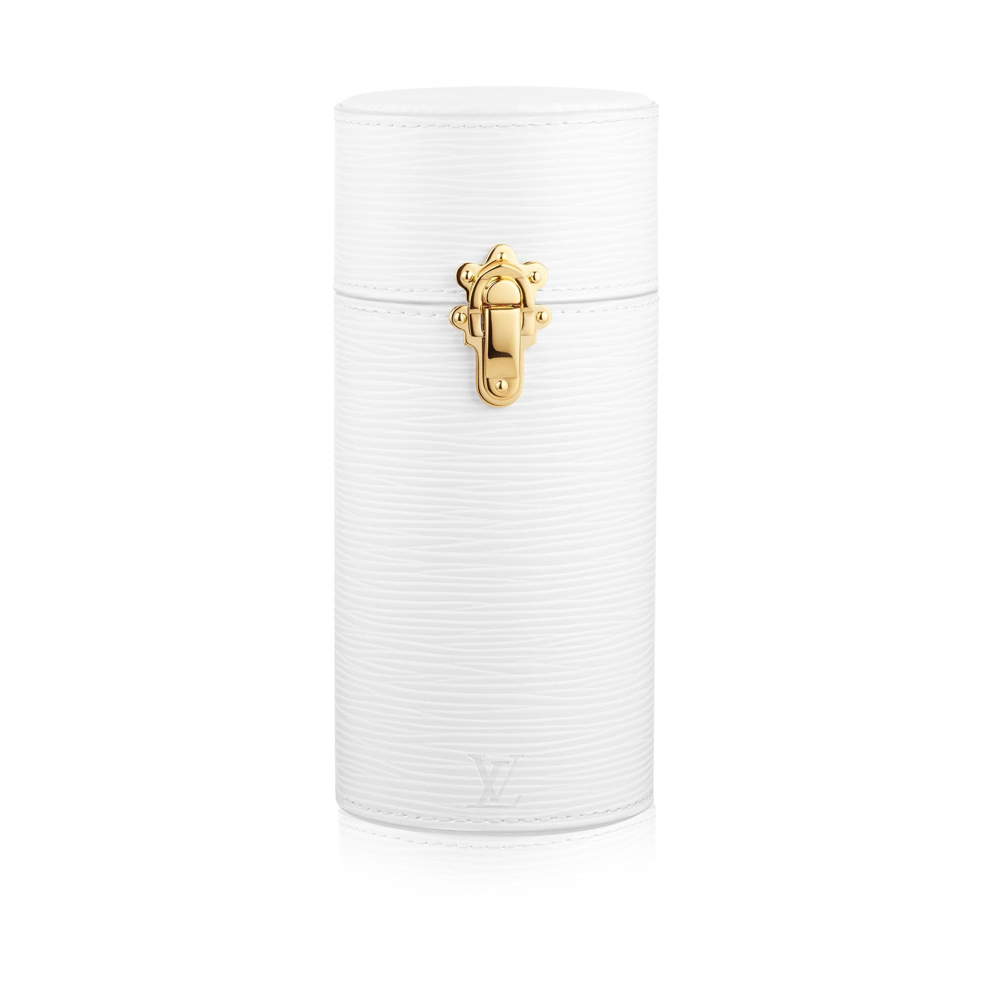 Louis Vuitton Travel Case Epi 200Ml White