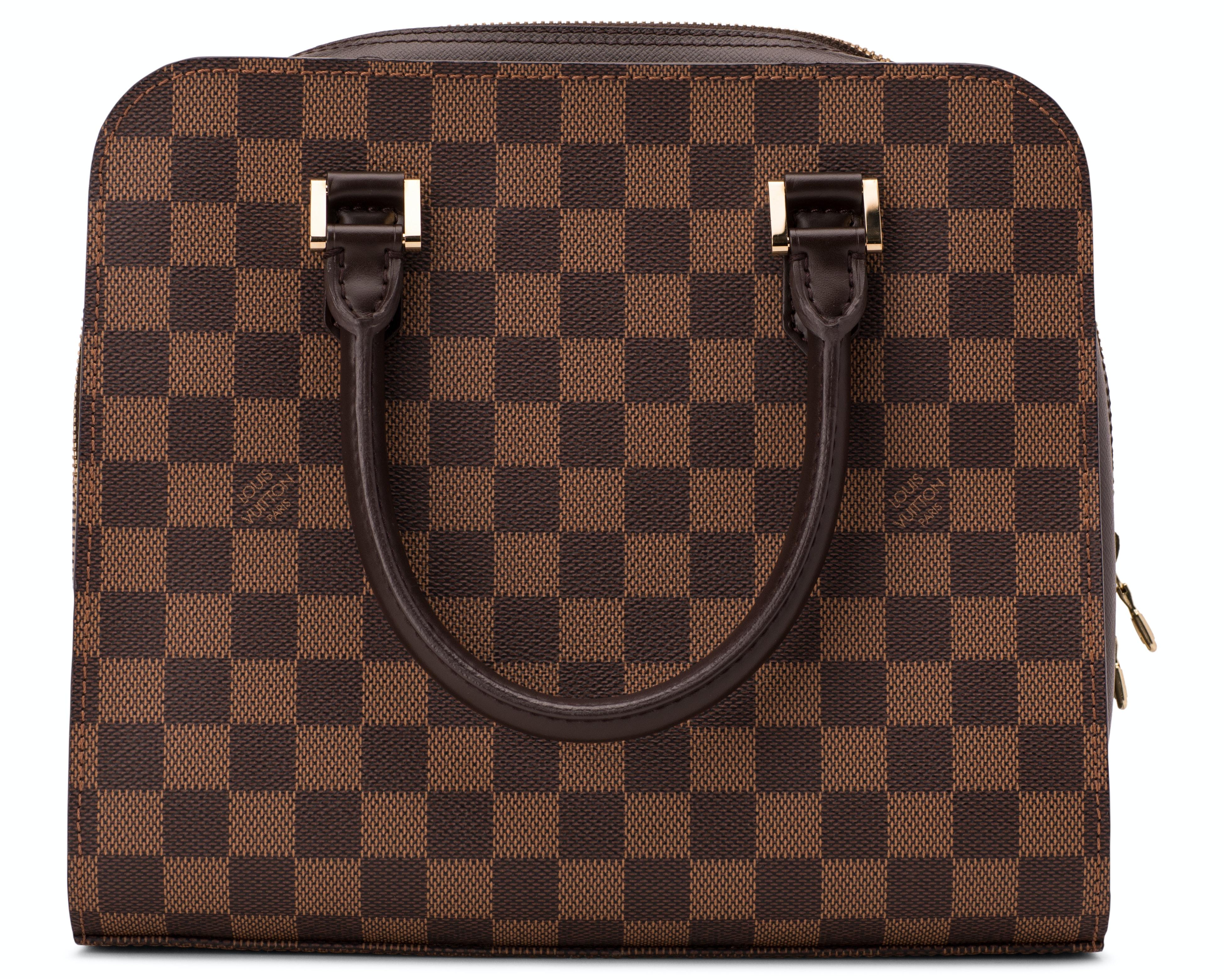 Louis Vuitton Triana Damier Ebene Brown