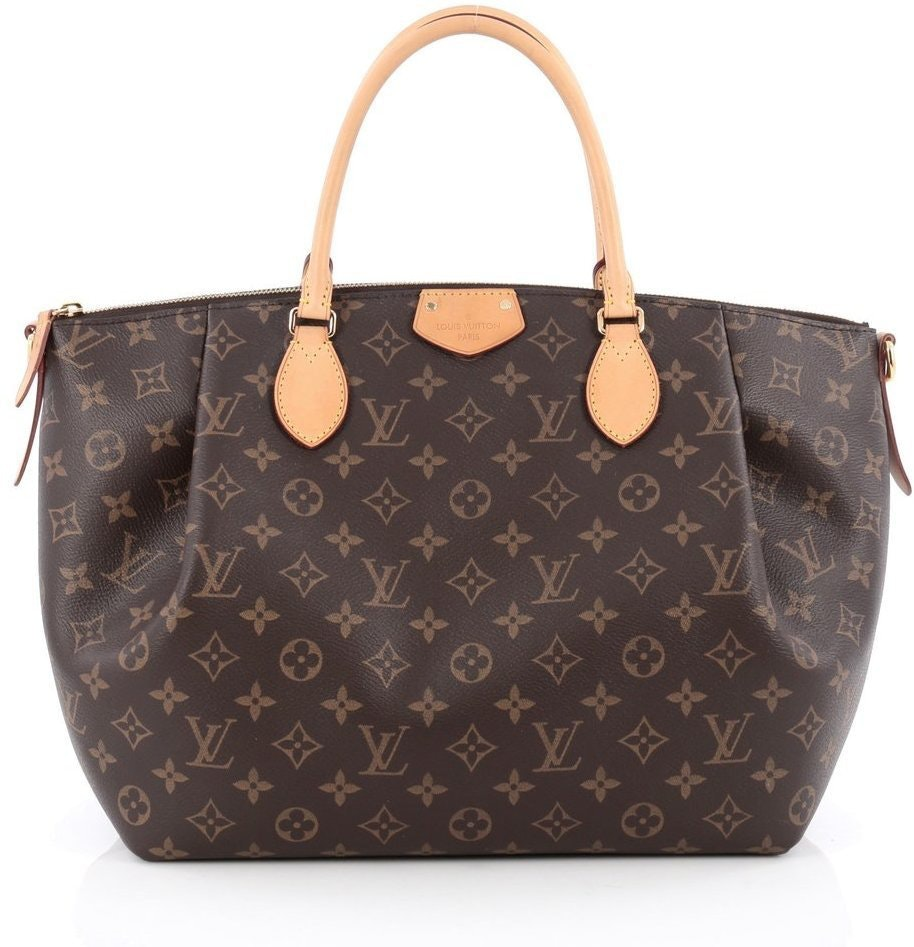 Louis Vuitton Turenne Monogram GM Brown