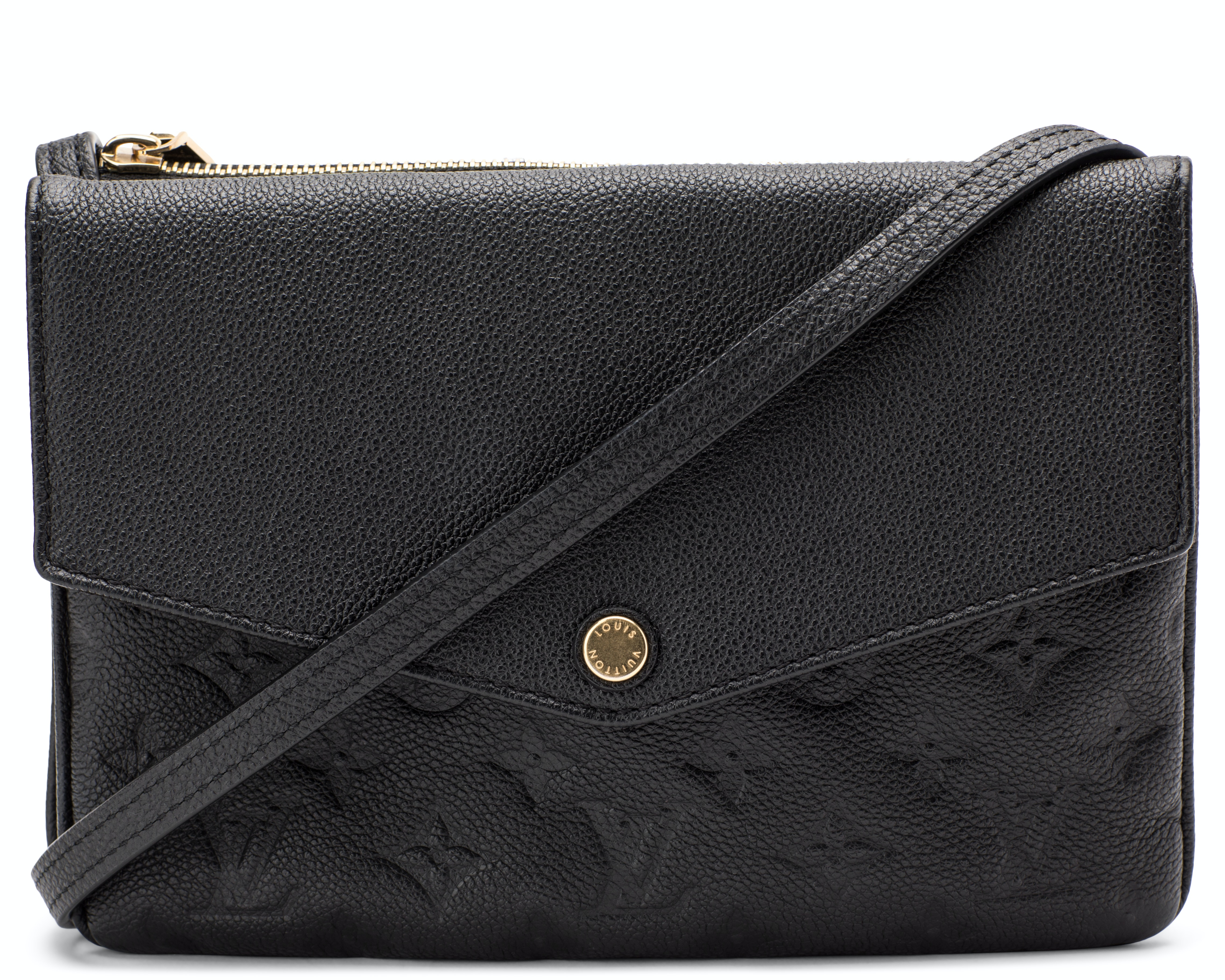 Monogram Empreinte Black