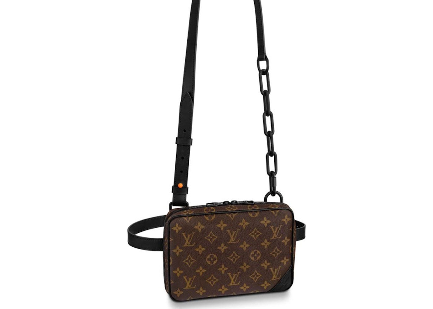 6f46ff7aeda6 Sell. or Ask. View All Bids. Louis Vuitton Utility Front Bag Monogram Brown