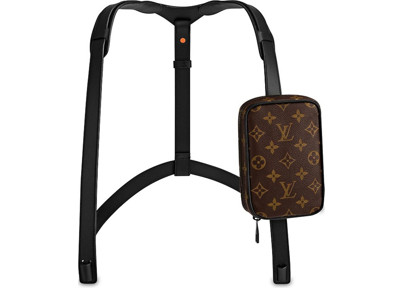 Sell. or Ask. View All Bids. Louis Vuitton Utility Harness Monogram Brown eb75d00da966f