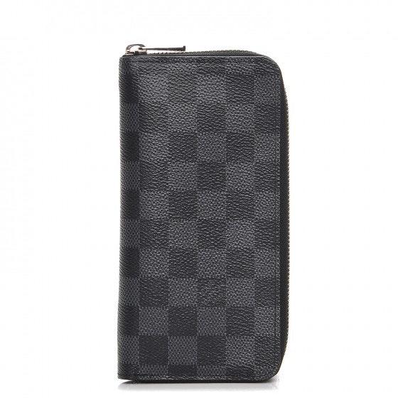 Louis Vuitton Wallet Vasco Damier Graphite