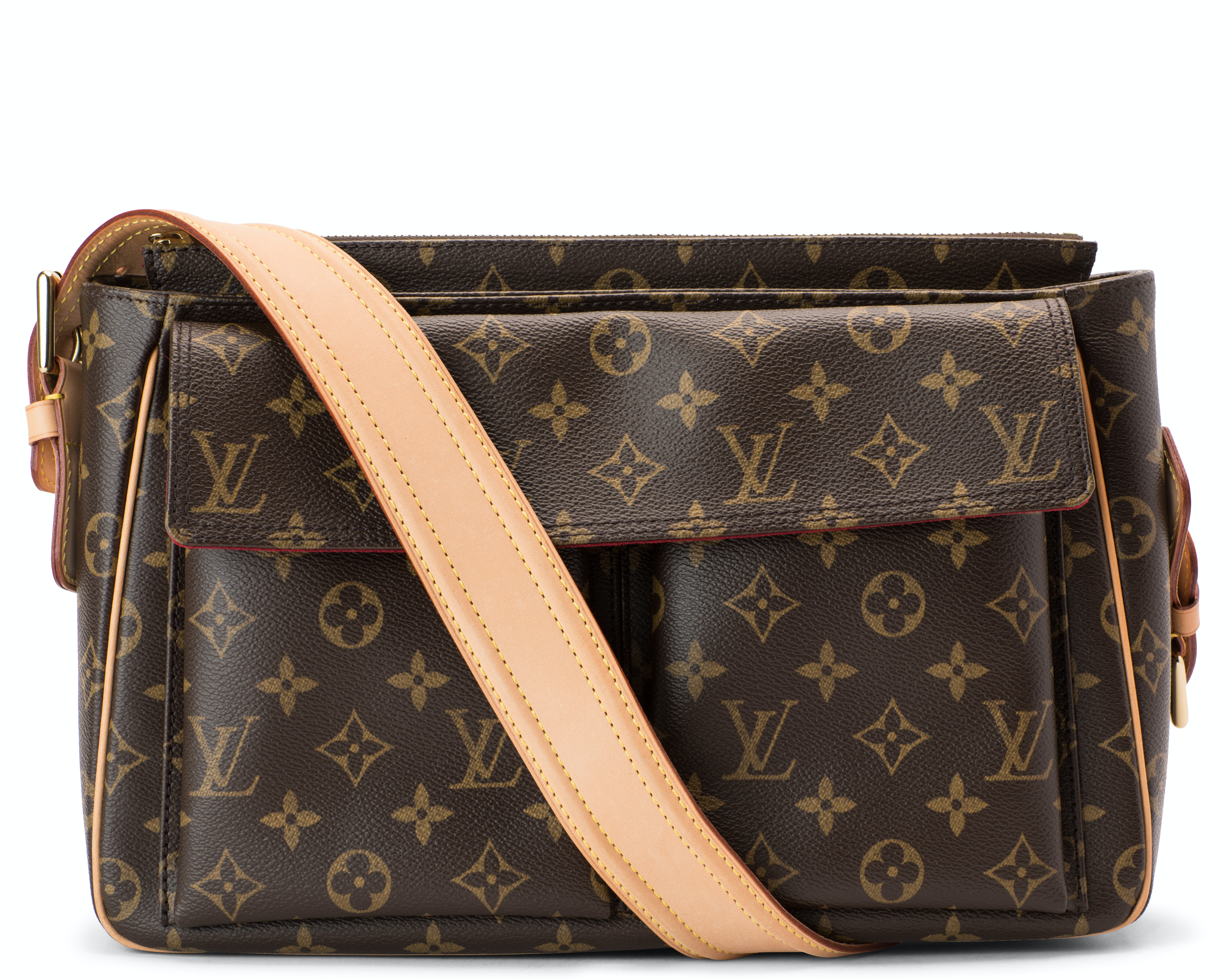 Louis Vuitton Viva Cite Monogram GM Brown