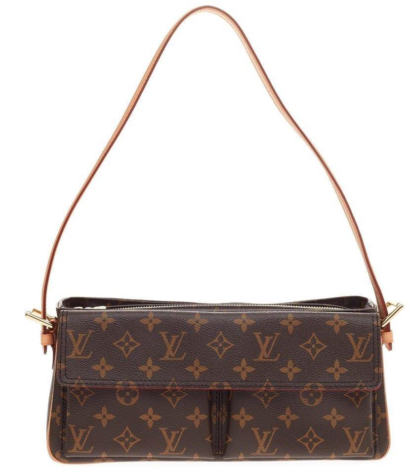 Louis Vuitton Viva Cite Monogram Mm Brown
