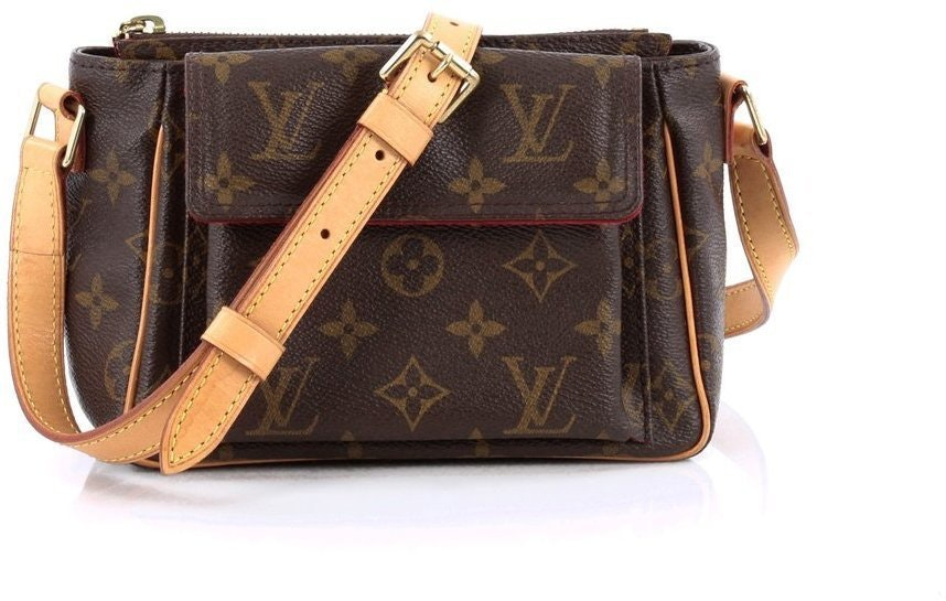 Louis Vuitton Viva Cite Monogram PM Brown