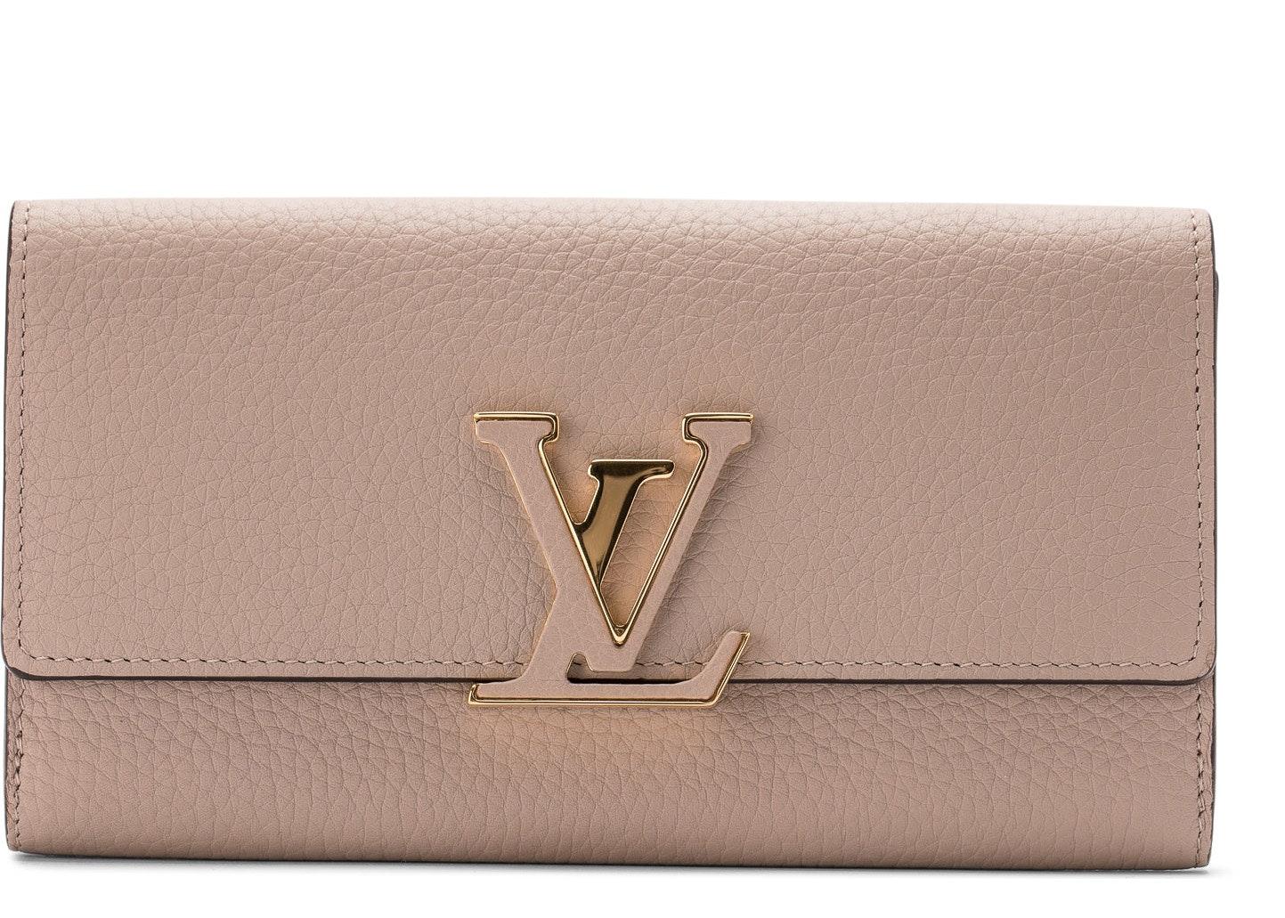 Louis Vuitton Wallet Capucines Taurillon