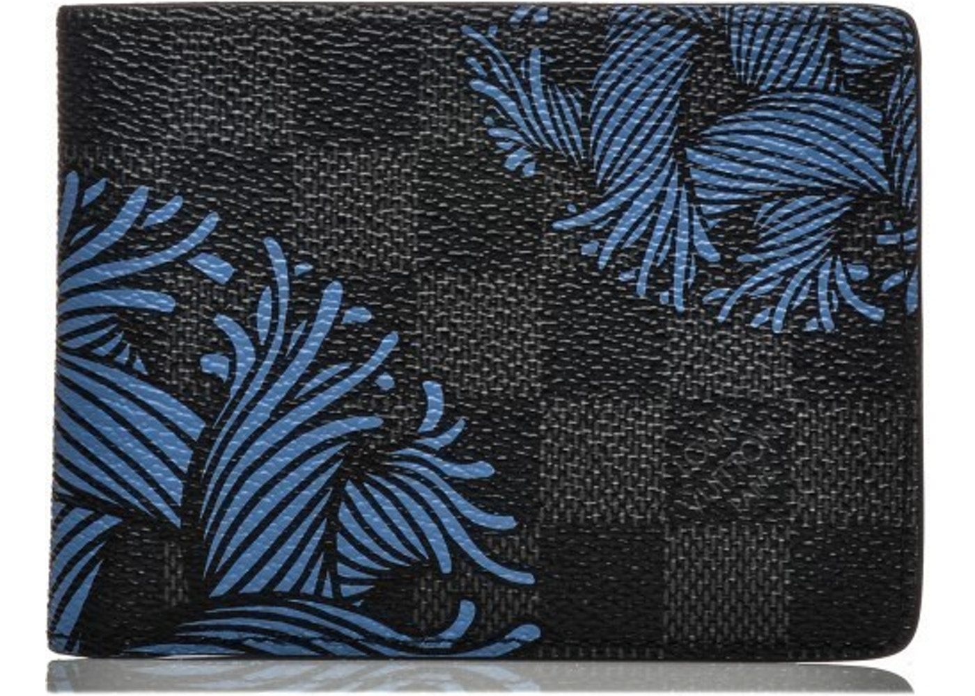 a2b0b564d855 Sell. or Ask. View All Bids. Louis Vuitton Wallet Christopher Nemeth Damier  Graphite Blue ...
