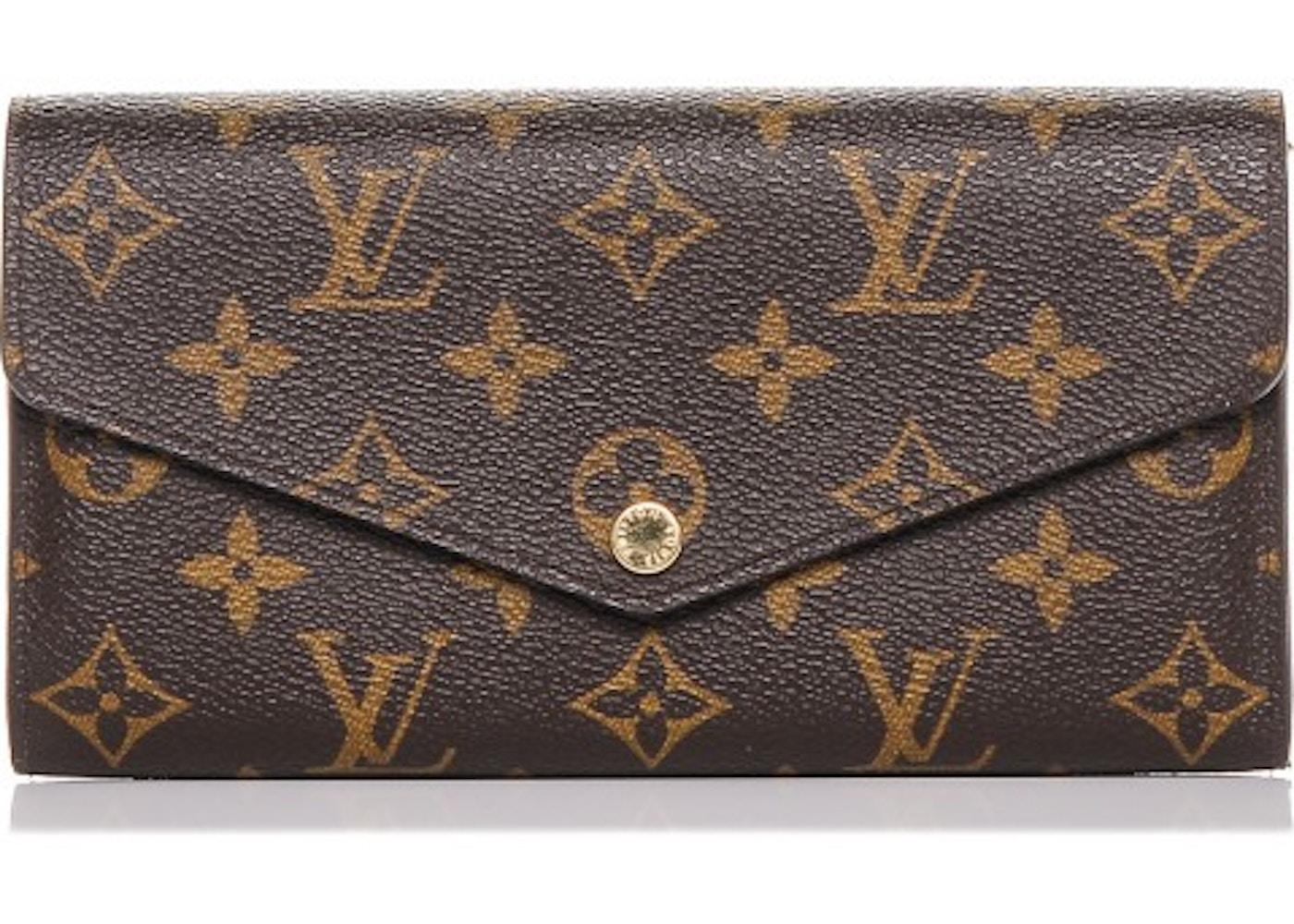Louis Vuitton Wallet Sarah Monogram NM. Monogram NM 243fd8bc6d9bf