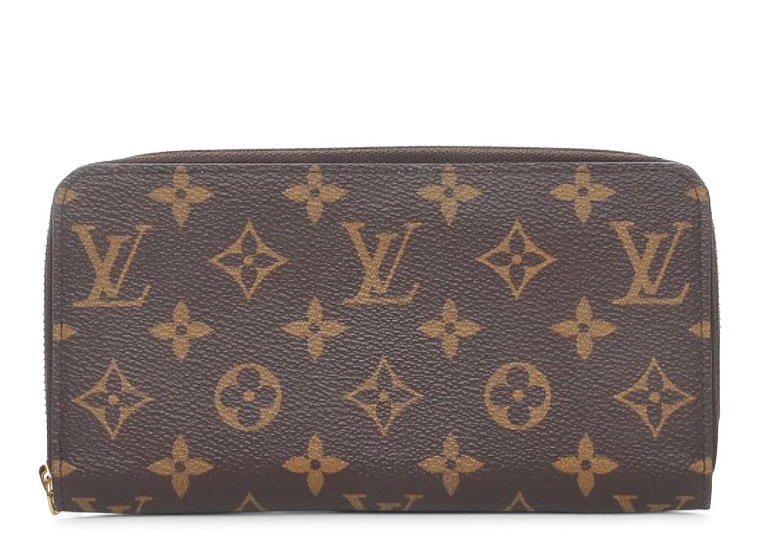 Louis Vuitton Wallet Zippy Monogram