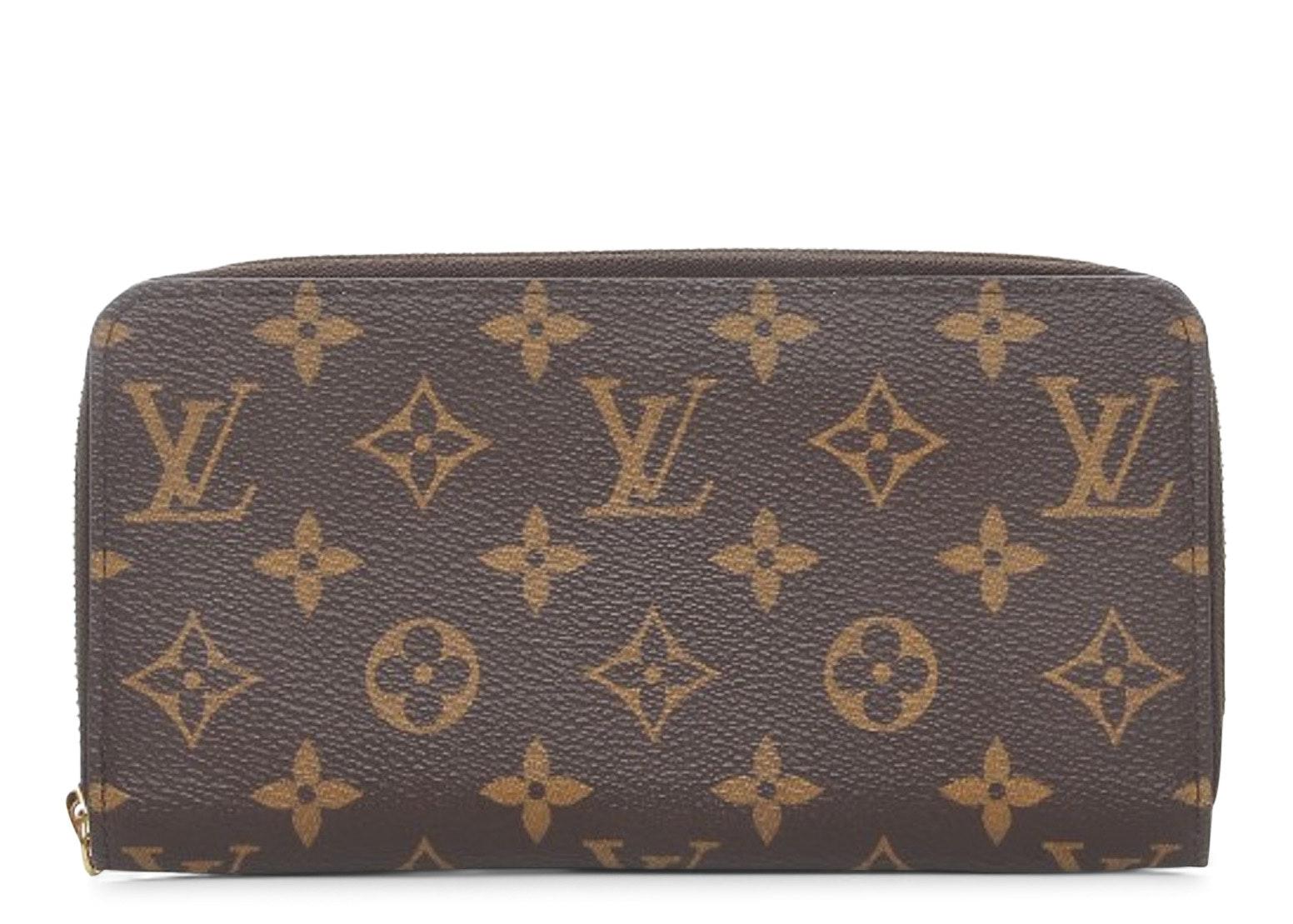 Louis Vuitton Wallet Zippy Monogram