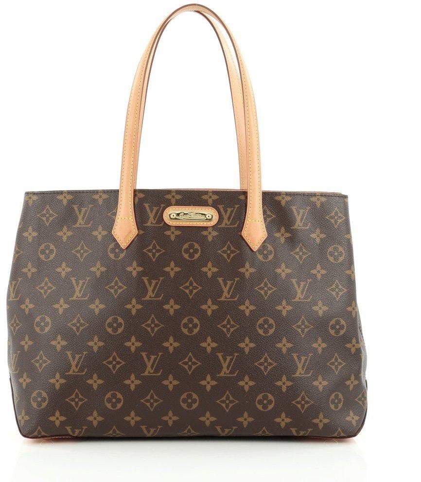 Louis Vuitton Wilshire Monogram MM Brown