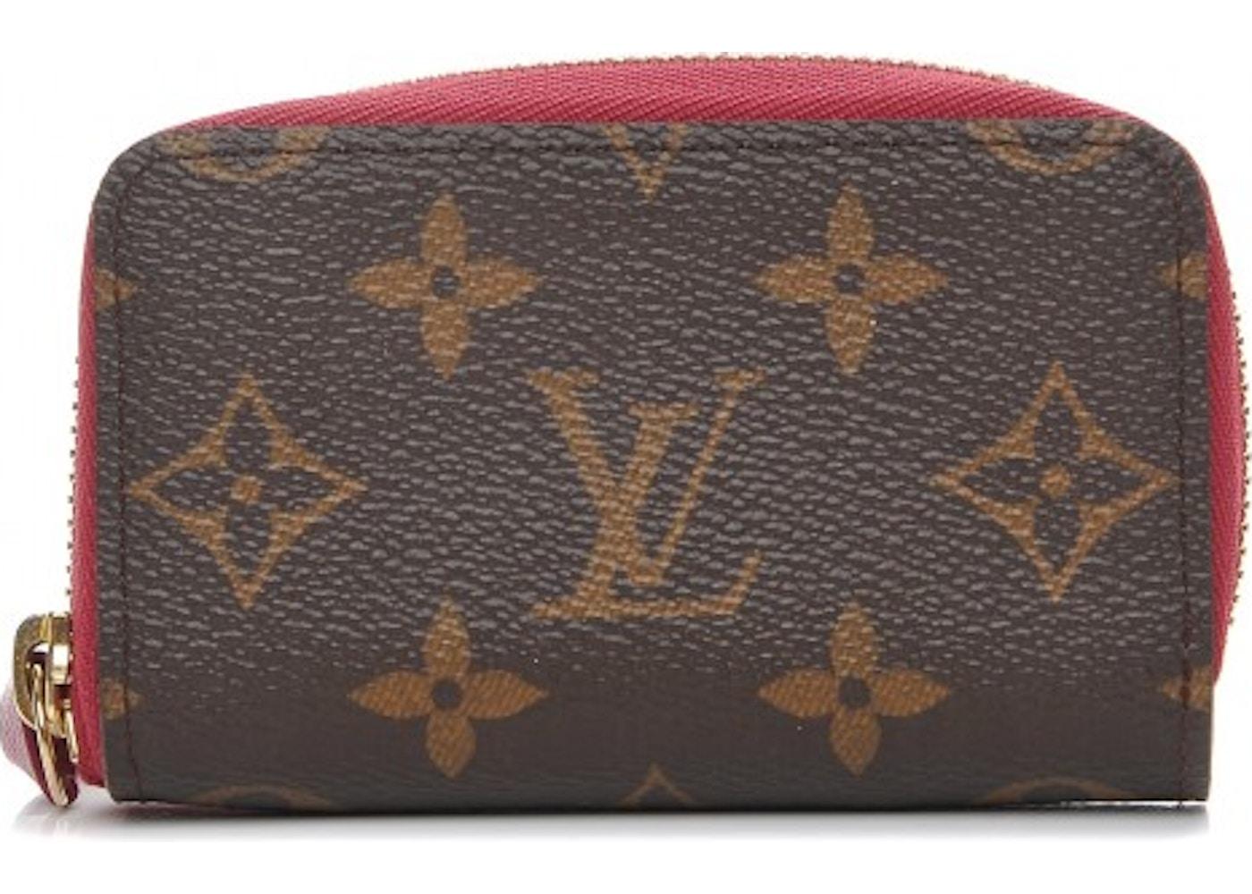 8a5522a8778d Louis Vuitton Zippy Multicartes Monogram. Monogram