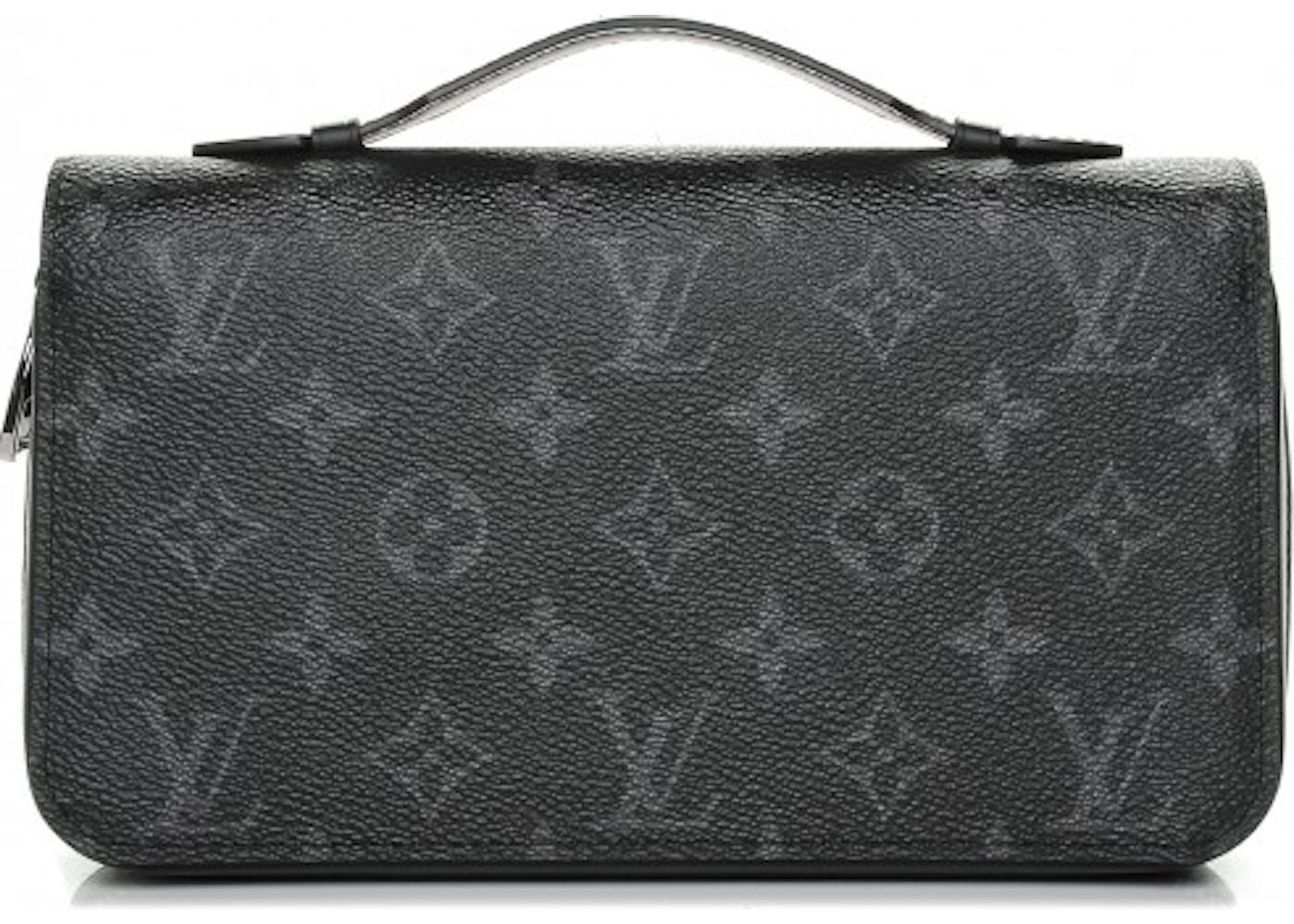 e6c99369ebb4 Louis Vuitton Zippy Wallet Monogram Eclipse XL