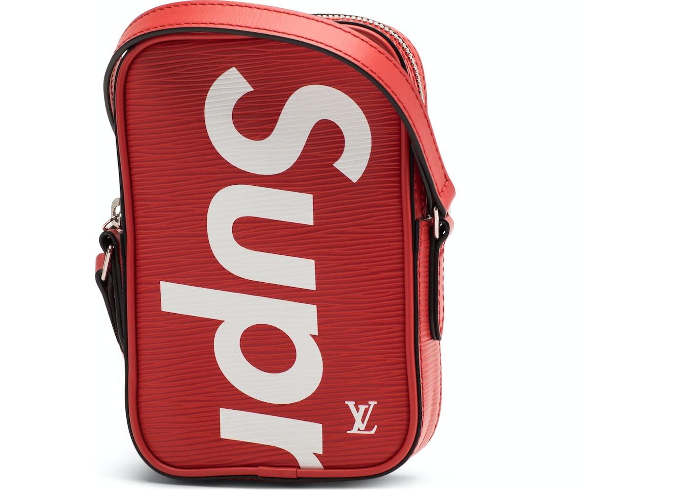 80765b45e472 Buy   Sell Louis Vuitton Supreme Handbags - Highest Bid