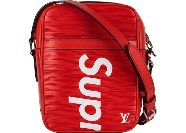 386997acc7a63 Buy   Sell Louis Vuitton Supreme Handbags