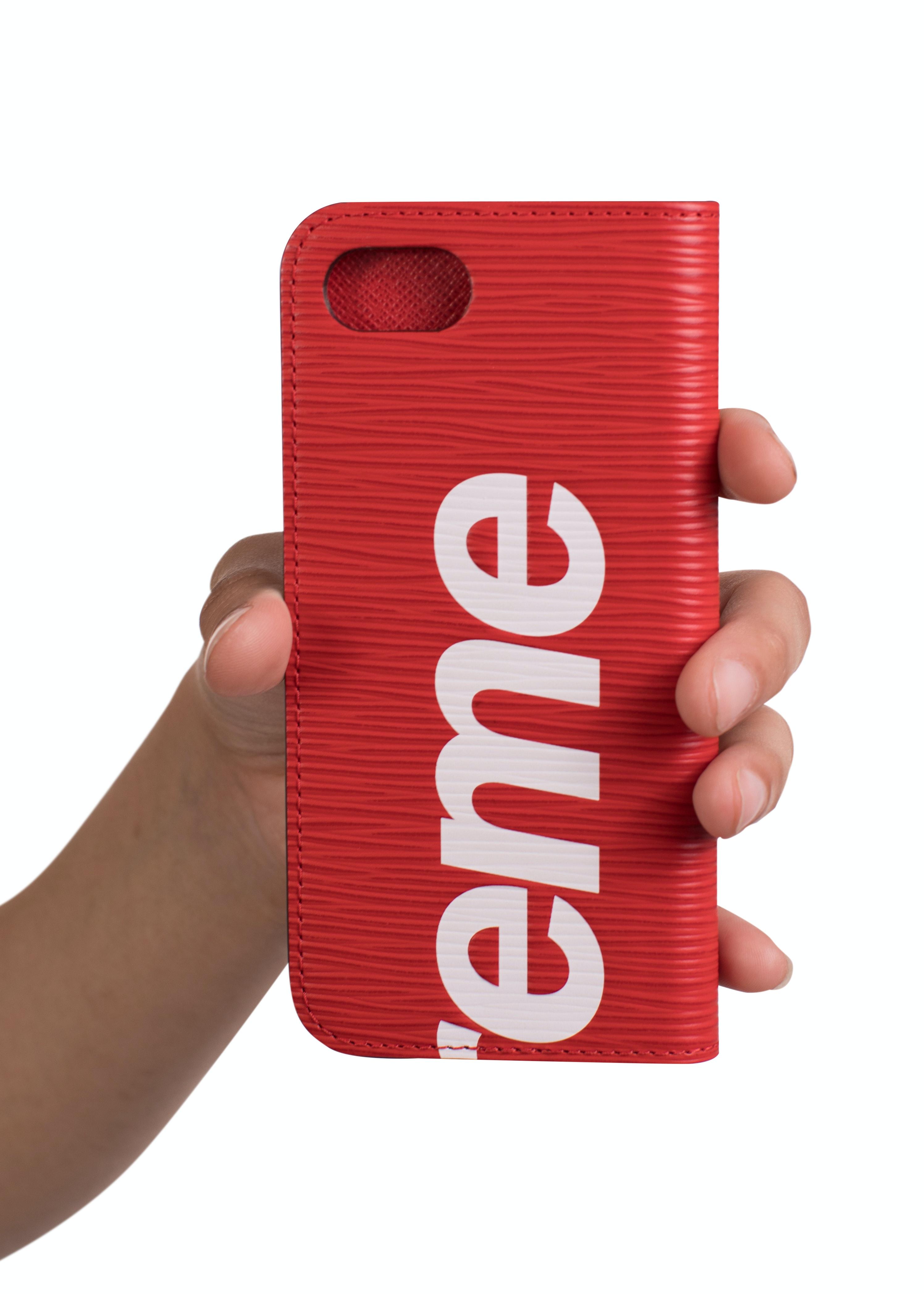 App phone case iphone 7 louis vuitton supreme x