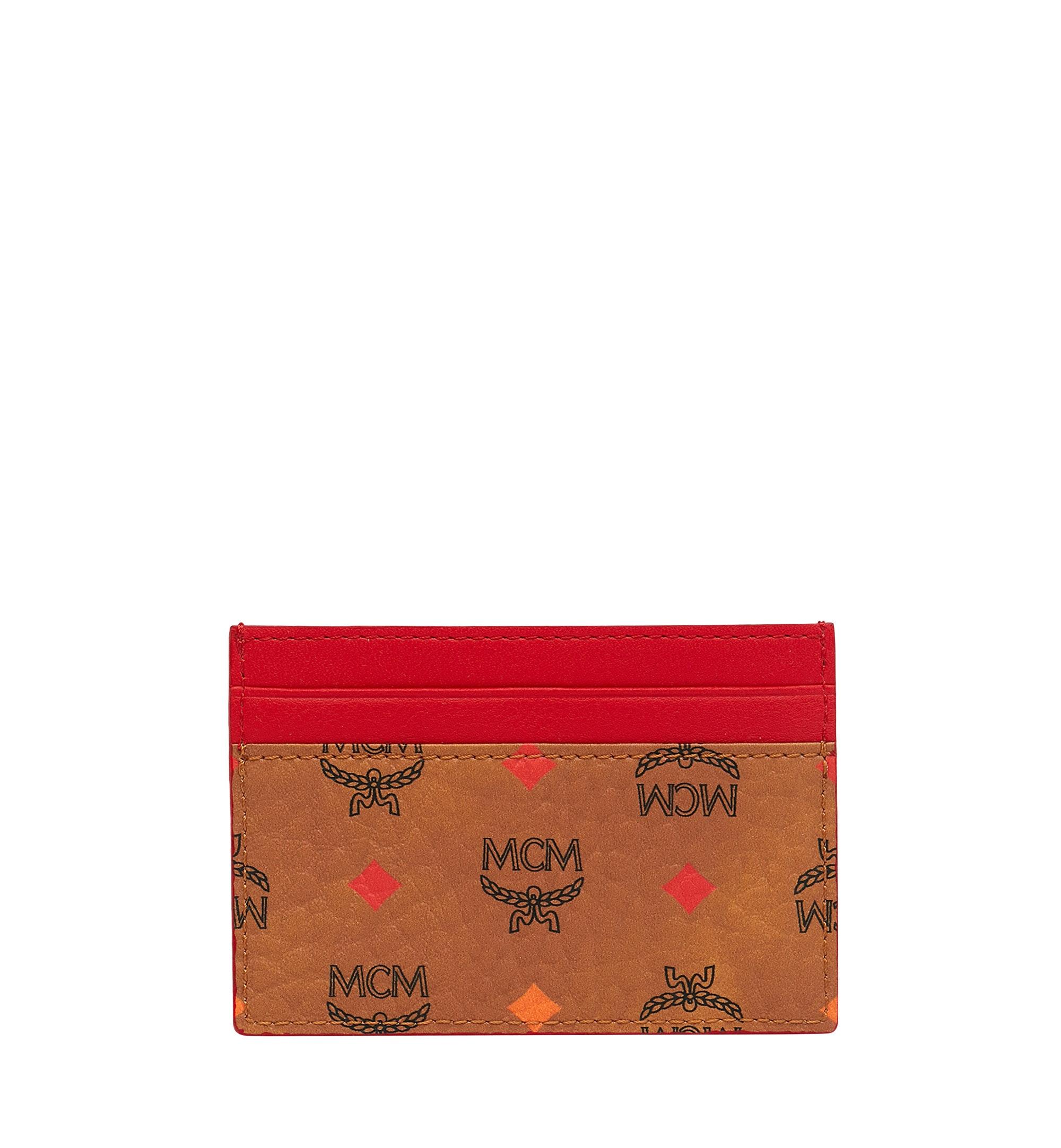 MCM Card Case Visetos Skyoptic Mini