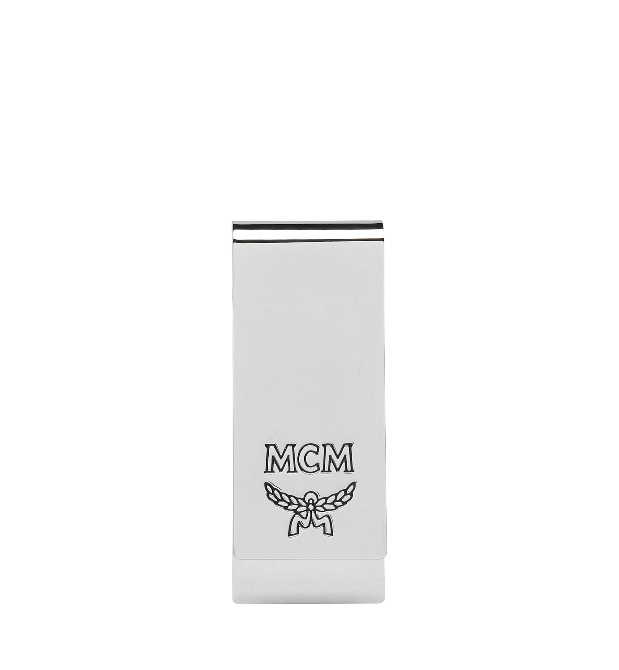 MCM Metal Money Clip One Size Silver