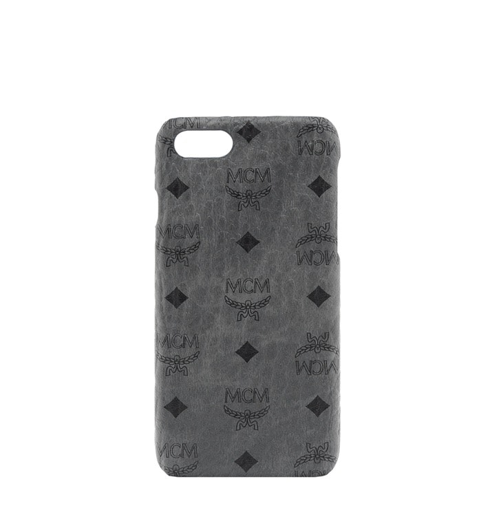 MCM iPhone Case Visetos 6S/7/8 Phantom Grey
