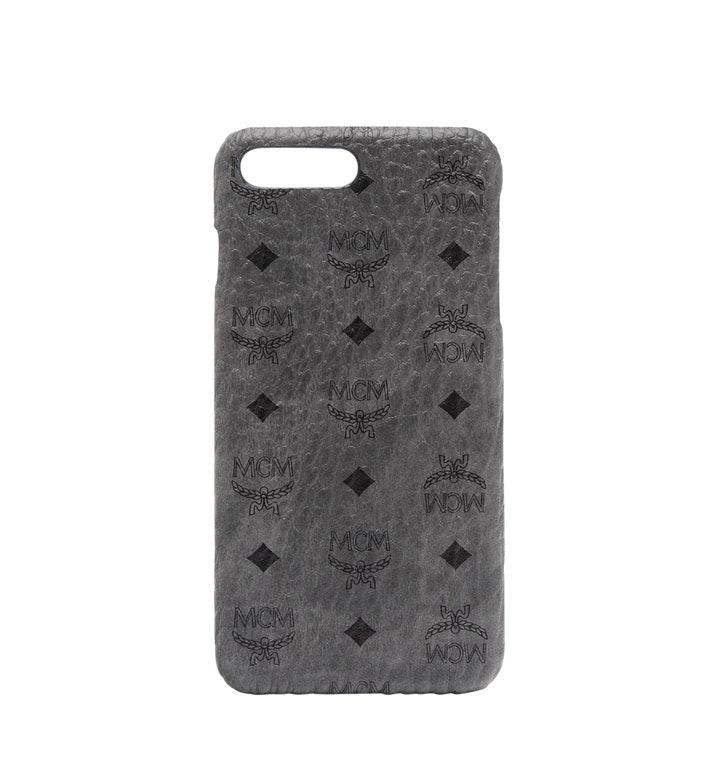 MCM iPhone Case Visetos 6S/7/8 Plus Phantom Grey