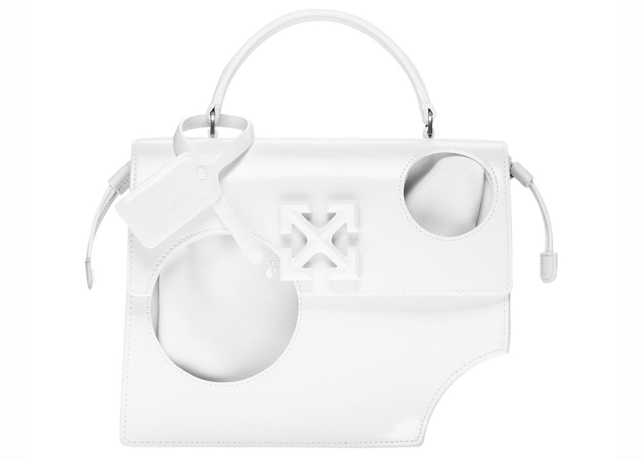 Off-white Meteor 2.8 Jitney Bag White