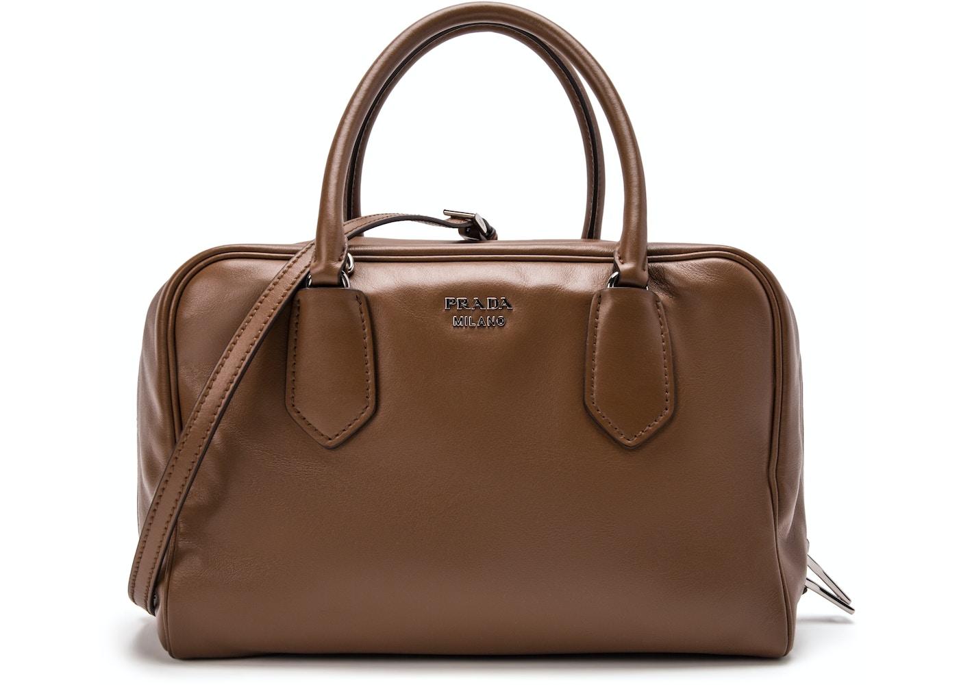 6dc3d5ffef1e68 Buy & Sell Prada Handbags - Price Premium