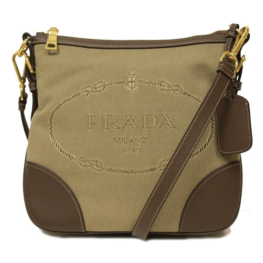 ... bag bt0687 2ab73 3f4ec  spain prada jacquard messenger beige brown  c3546 6a633 e63da49b30031