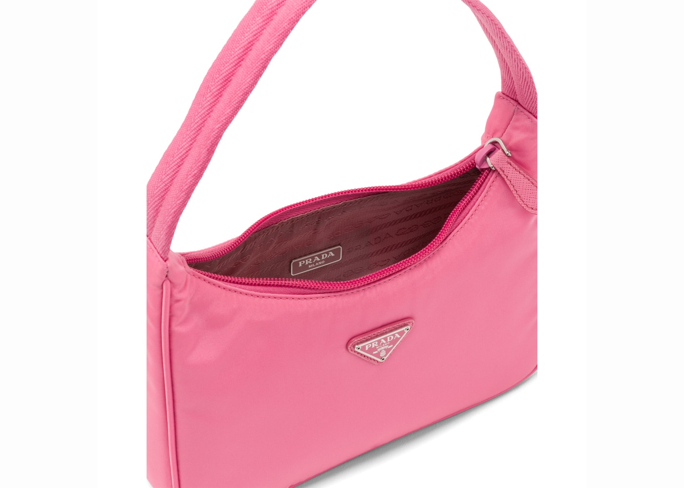Prada Re Edition 2000 Mini Bag Nylon Pink