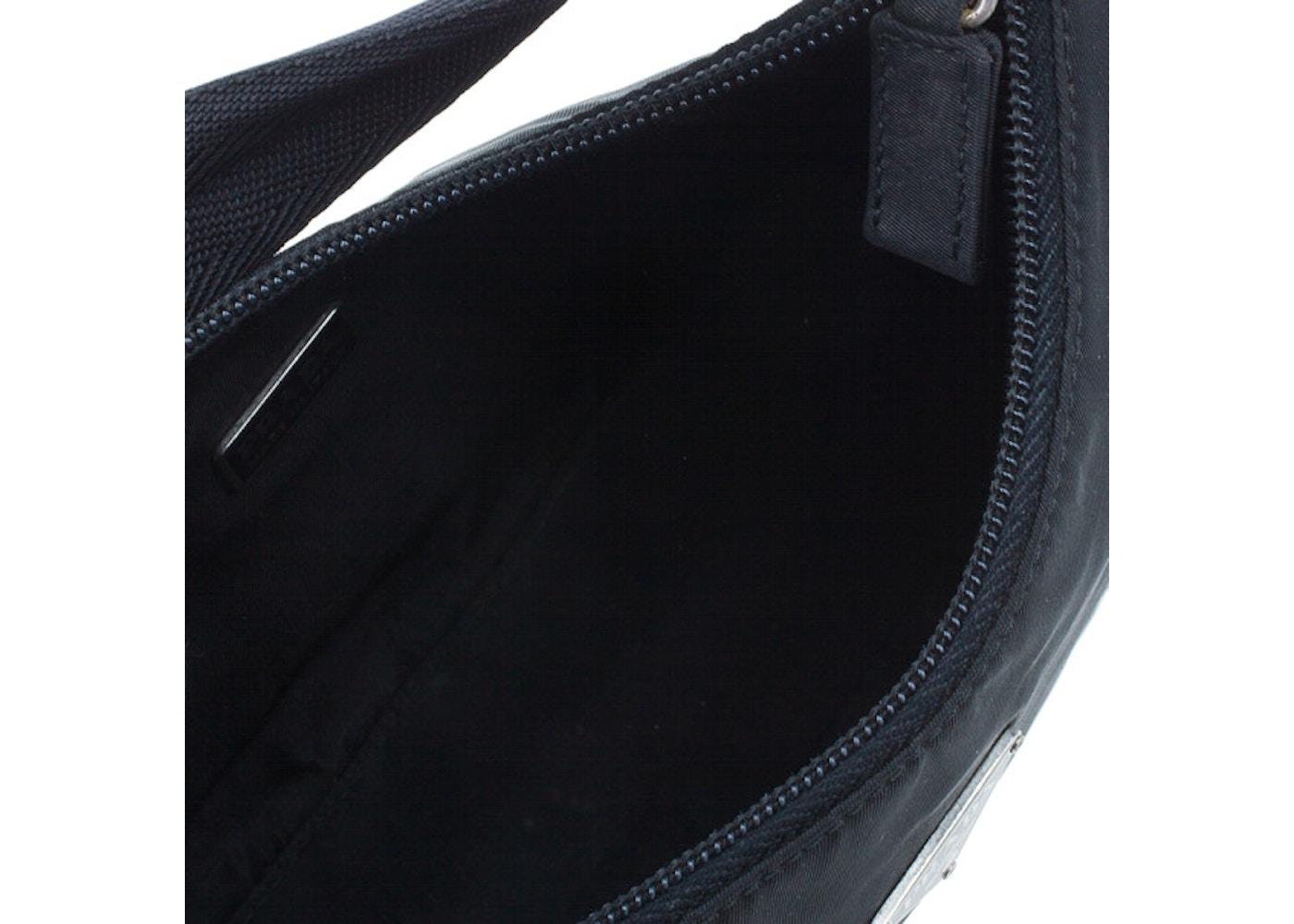 94db4c9e28c2 Prada Shoulder Bag Nylon Tessuto Mini Black