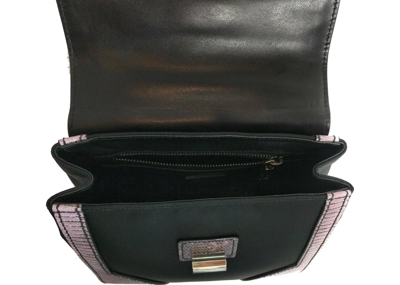 7783f81a8c02 Prada Tessuto Lucerto Handbag Pink Multicolor