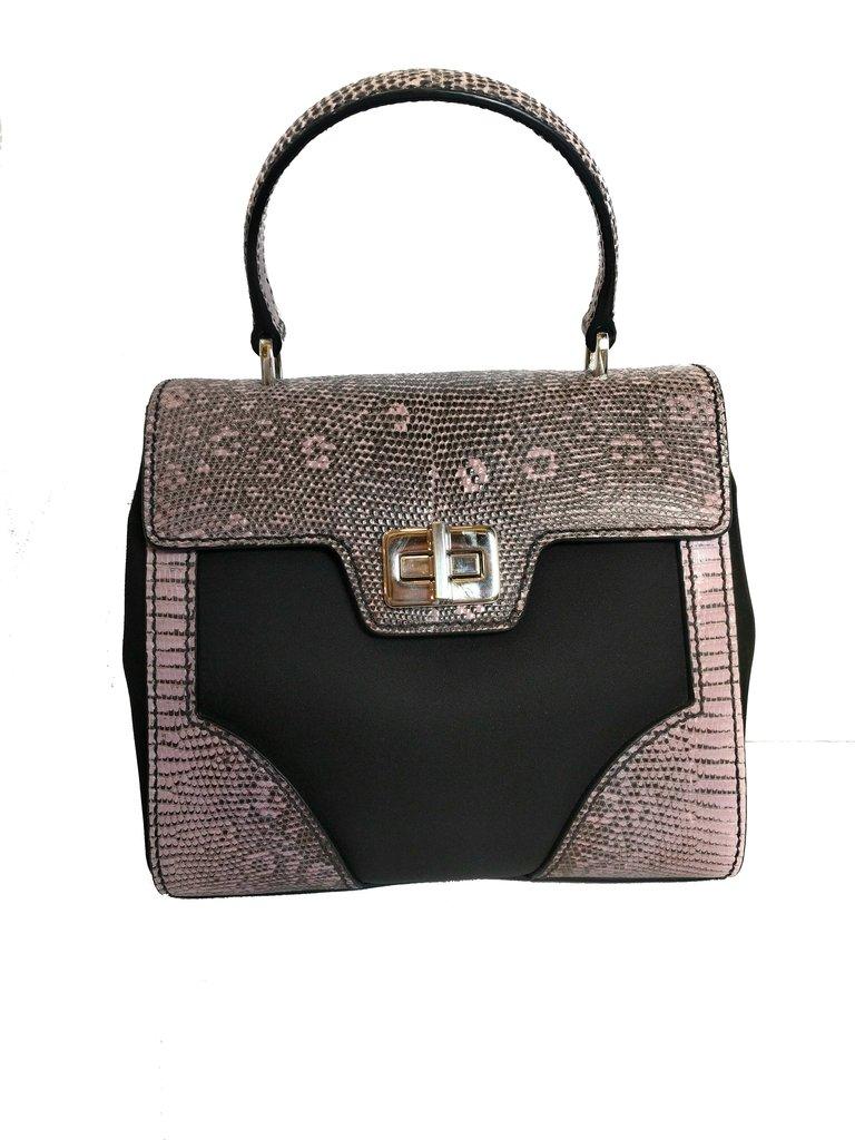 2d9953c545f1 ... where can i buy prada tessuto lucerto handbag pink multicolor 445af  599fb