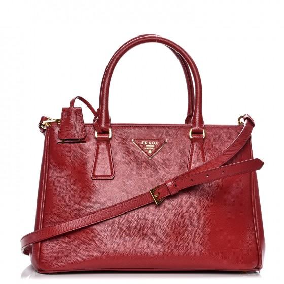 5d12a21ab1ca australia prada cahier leather shoulder bag 2557f 0489b  coupon for prada  galleria double zip tote saffiano small fuoco red d8aa3 5265e