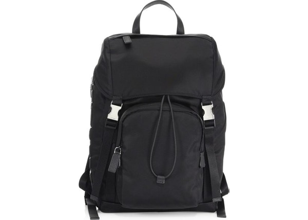 6b903b54738e3d Prada Vela Zaino Backpack Black
