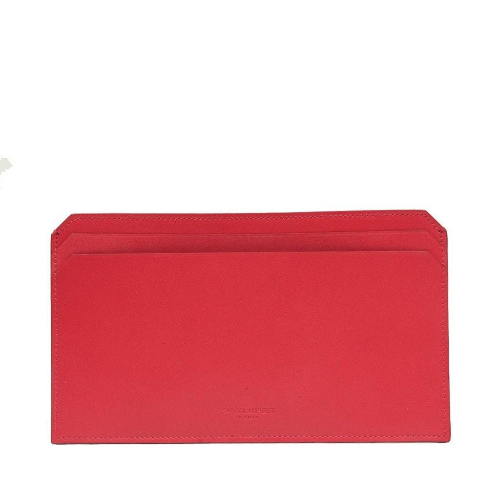 Saint Laurent Classic Document Holder Lipstick Pink