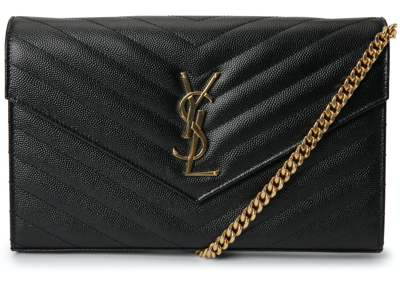 612bea2a Buy & Sell Saint Laurent Luxury Handbags