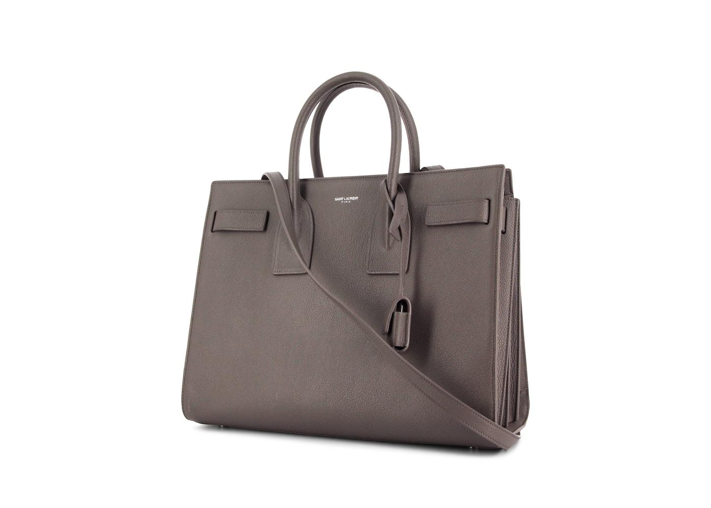 daa8da6ba11 Sell. or Ask. View All Bids. Saint Laurent Sac de Jour Large Grey