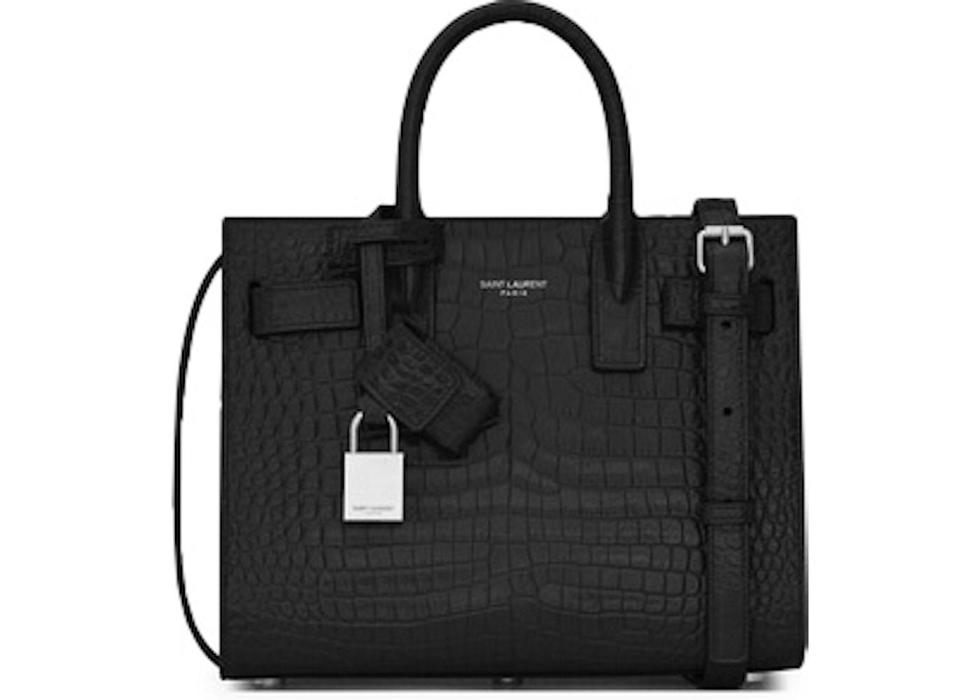 3301799093 Buy & Sell Saint Laurent Sac de Jour Handbags