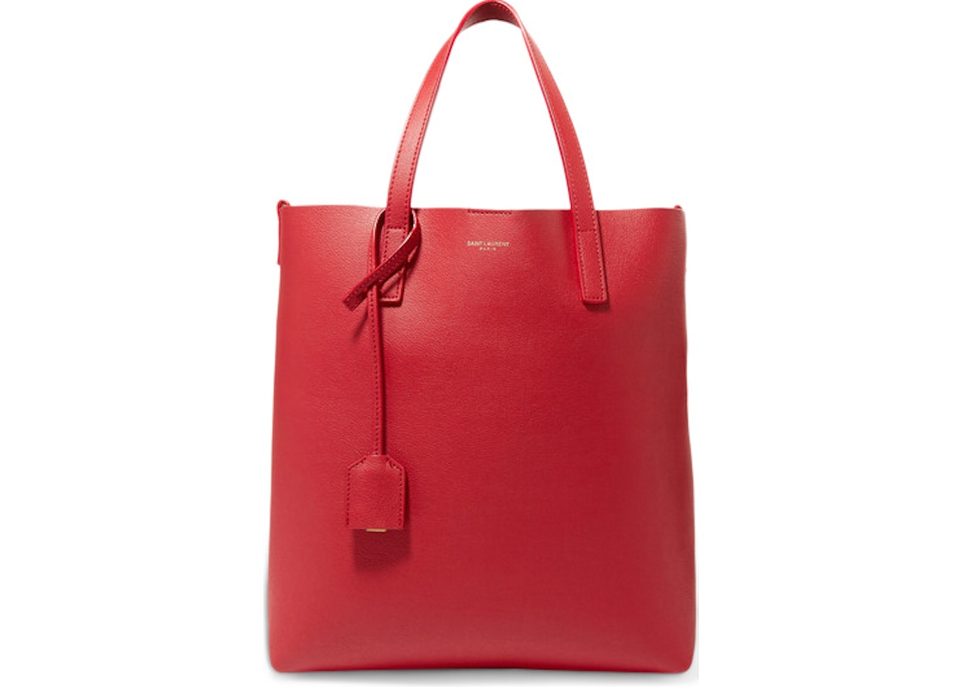 817226b9888 Sell. or Ask. View All Bids. Saint Laurent Shopper Tote Red