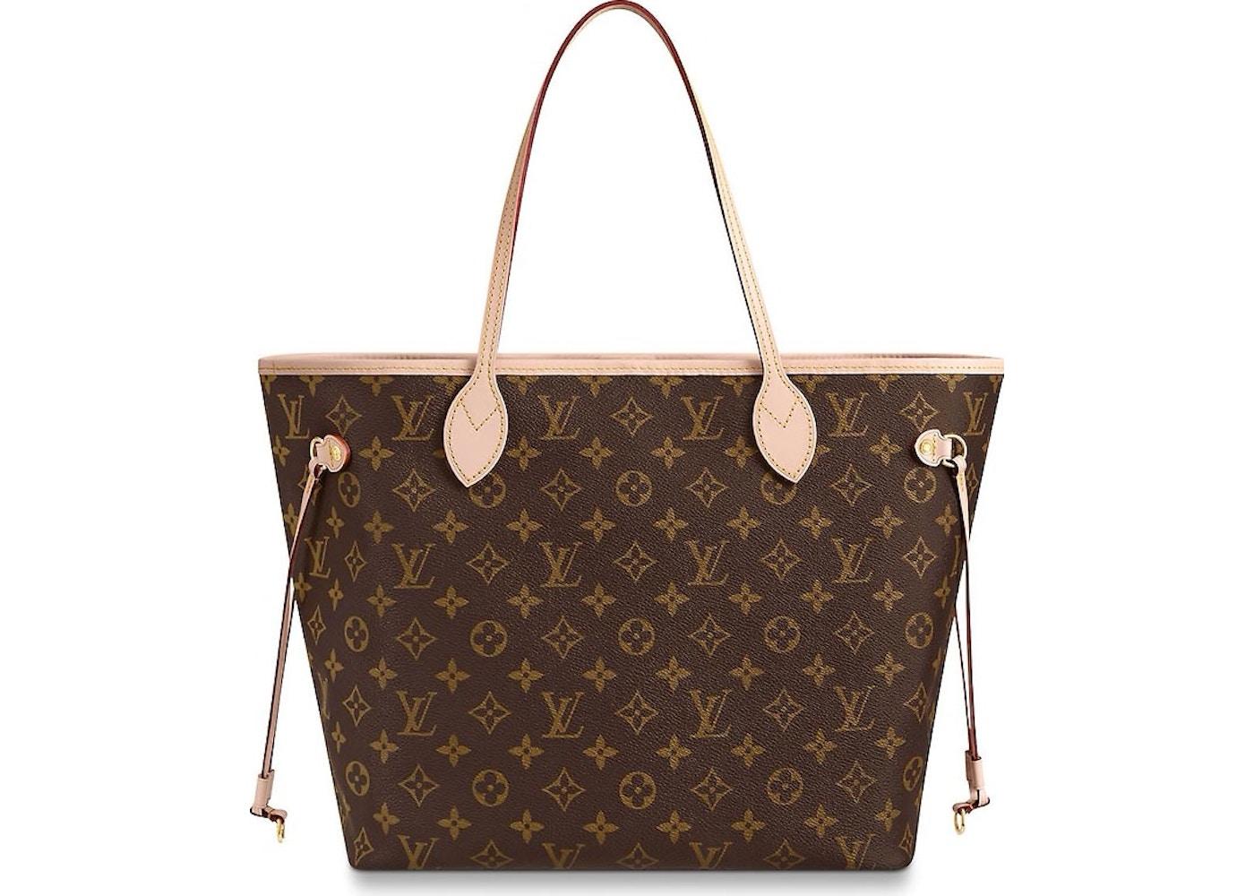a9e6e0395b95 Louis Vuitton Neverfull Monogram MM Pivoine. Monogram MM Pivoine