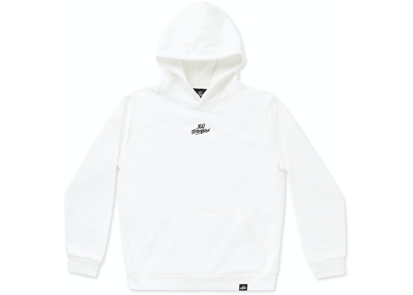 undefeated x cheaper sale 100 Thieves 2019 Hoodie Cream - FW19