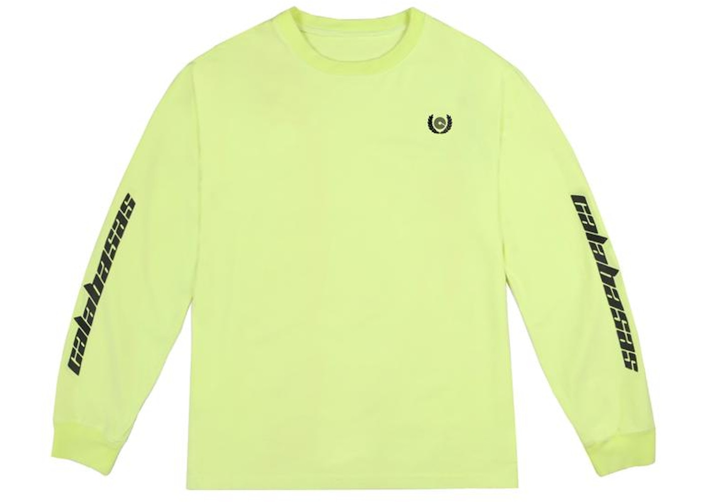half off 617d5 c7722 Yeezy Calabasas Long Sleeves