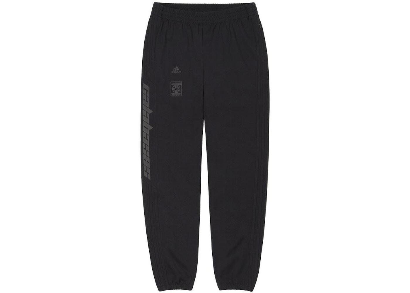 68a4ce2b9 adidas Yeezy Calabasas Track Pants Black Black - FW17